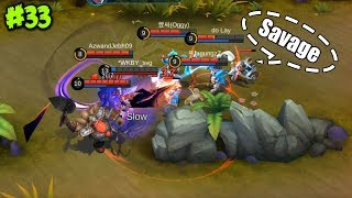 Mobile Legends WTF Funny Moments Episode 33