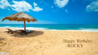 Rocky  Nature & Naturaleza - Happy Birthday