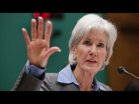 WH: Secretary Kathleen Sebelius will resign