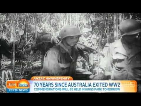 WW2 Memorials | Today Perth News