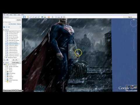New Superman Picture Illuminati Freemason Symbolism. The Little Horn. video