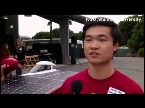 College engineering team goes solar for race i