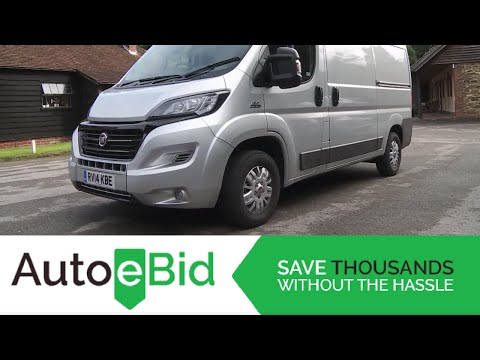 Fiat Ducato 2016 Video Review AutoeBid