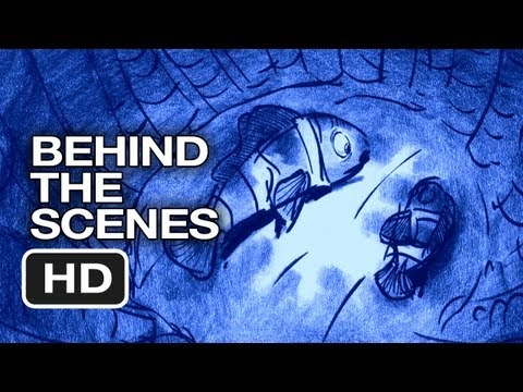 Finding Nemo Behind The Scenes - Alternate Opening (2003) - Pixar Animated Movie HD