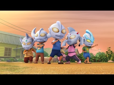 Promo Upin & Ipin Musim 8 - Upin, Ipin Dan Ultraman Ribut [tv Version] video