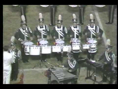 1992 Berkner Ram Band Partial Halftime Show (Local Cable)