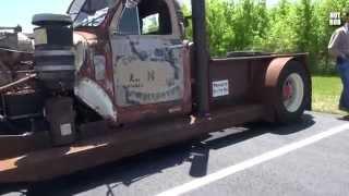 Mack Truck Diesel Rat Rod