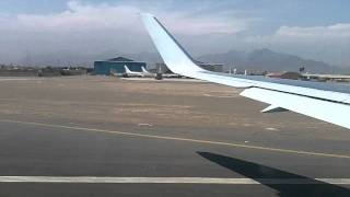 Despegue de Lima - Boeing 767-300 LAN