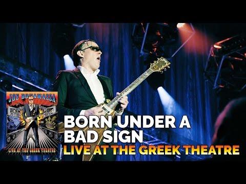 Joe Bonamassa - Born Under A Bad Sign - Live At The Greek Theatre