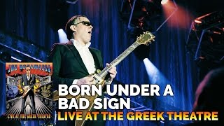 Joe Bonamassa Born Under A Bad Sign Live At The Greek Theatre