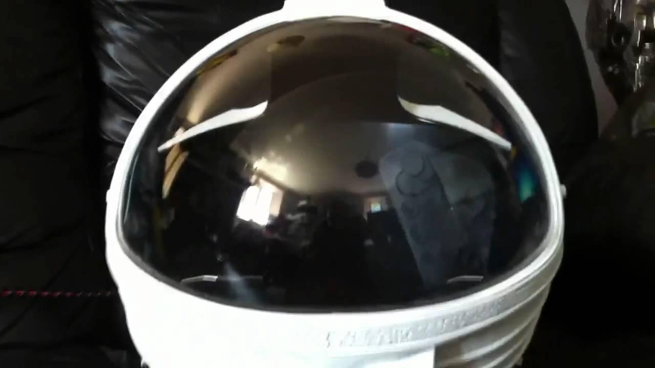 Alien Ripley's Space Suit Helmet for sale - YouTube