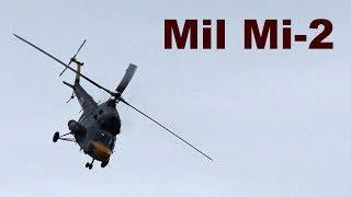 Mil Mi-2, Airshow Prerov 2018