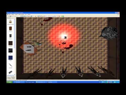 FPS CREATOR X9 Урок №2 (Физика и объекты)