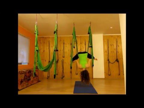 Антигравити йога для беременных 935