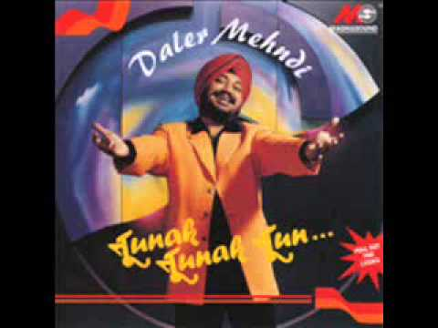 Daler Mehndi - Tunak Tunak Tun - 1 Hour And 30 Minutes Extension video