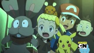 Pokemon XY: Season 18 Episode 43: A Performance Pop Quiz HD