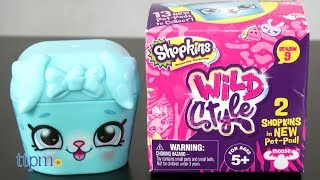 Shopkins Season 9 Wild Style 2-Packs from Moose Toys