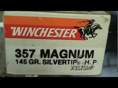 Winchester Silver Tip 357