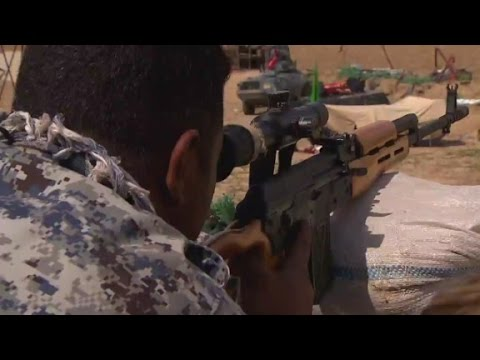 Iraq prepares for next offensive against ISIS