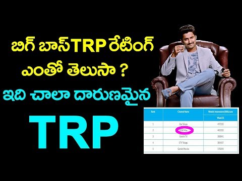 Bigg Boss 2 TRP Rating | Public Reaction On Bigg Boss 2 Telugu | YOYO Cine Talkies