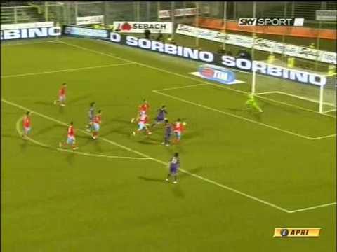 Fiorentina-Napoli 2-1   28/01/09