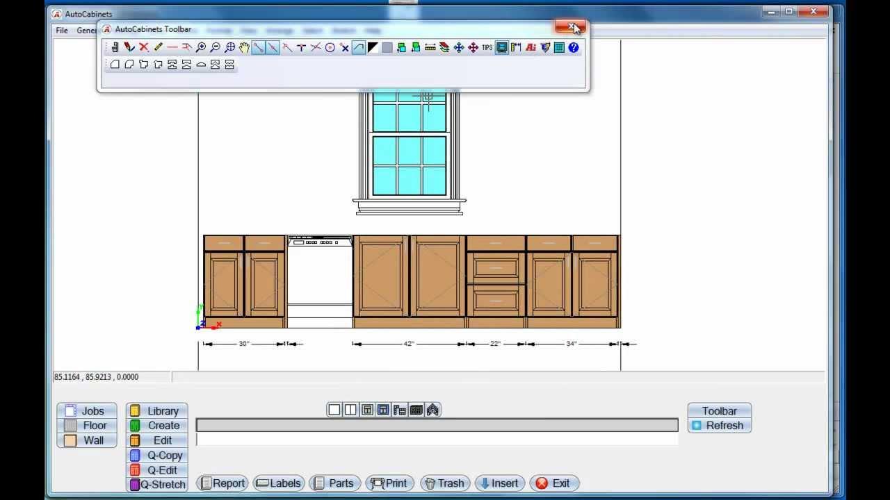 Cut List amp Door Lists in Cabinet Solutions Software