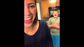 Girls Rips Fart So Bad Her Brother Is Genuinely Scared For His Life