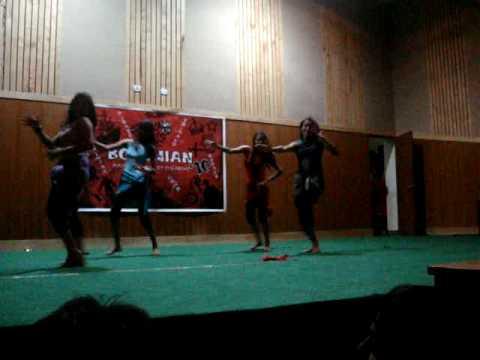 IBS HYDERABAD BOHEMIA-NAKKA MUKKA DANCE VIDEO
