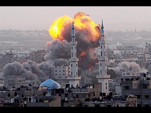 Psalm 83 : Thousands ordered to Evacuate as Israeli Commando's raid Northern Gaza (Jul 13, 2014)