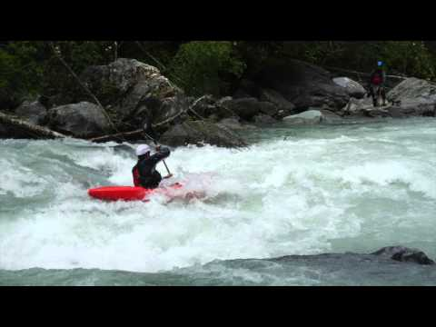 Kayaking Inn - Engadin - Switzerland