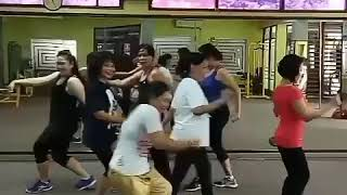 Cilandak Town Square Gym - Zumba with Yuni Lopez