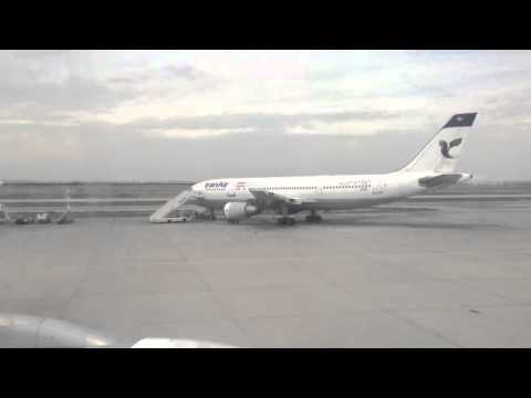 Turkish Airlines | Airbus A330-223 | Tehran Imam Khomeini to