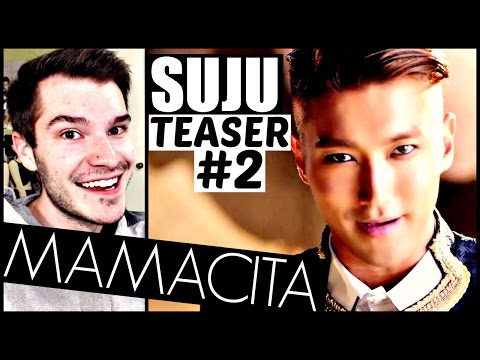 Teaser Reaction [#2]: Super Junior mamacita | Awkward Kpop video