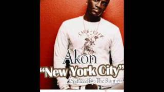 Watch Akon New York City video