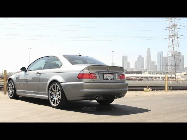 2004 E46 M3 GTHAUS Exhaust