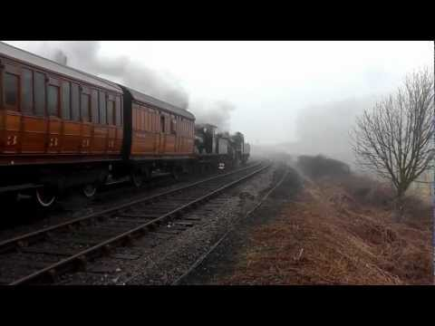 NNR's Raising The Standard Steam Gala 8th 9th 10th March 2013 Part 2