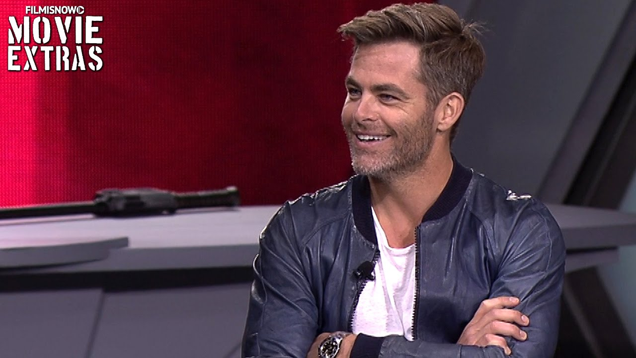 Star Trek Beyond - Chris Pine at Star Trek Fan Event (2016)