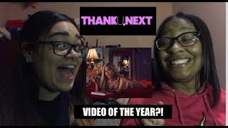 Ariana Grande - thank u, next OFFICIAL MUSIC VIDEO| (REACTION)