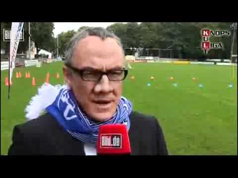 2.Spieltag Matze Knop als Felix Magath