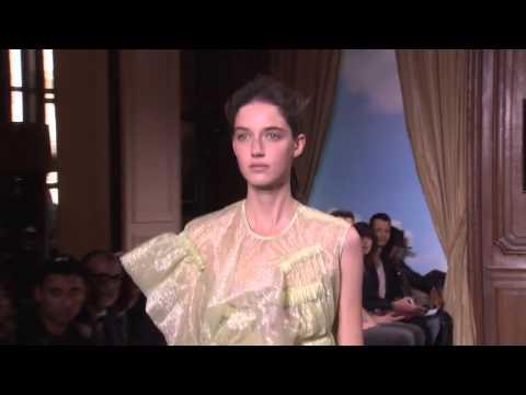 Viktor & Rolf | Spring Summer 2015 Full Fashion Show | Exclusive