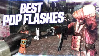CS:GO - BEST POP FLASHES OF ALL TIME! ft. Stewie2k, Swag & MORE!