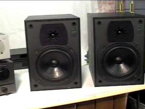 Bookshelf Studio Monitors Ps-66 Studio Monitor