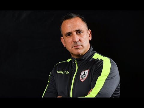 INTERVIEW | Longford Town manager Neale Fenn on management, the season and the future