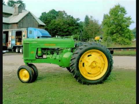 JOHN DEERE Video