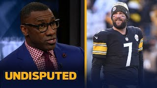 Big Ben's just 'trying to save face' with public apology to AB — Shannon Sharpe | NFL | UNDISPUTED