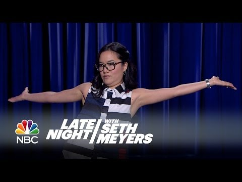 Ali Wong Stand-Up Performance - Late Night with Seth Meyers