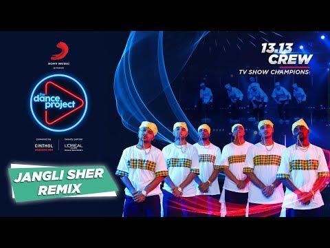 Jungli Sher - Hip Hop Mix   13.13 Crew   Divine   Gully Gang