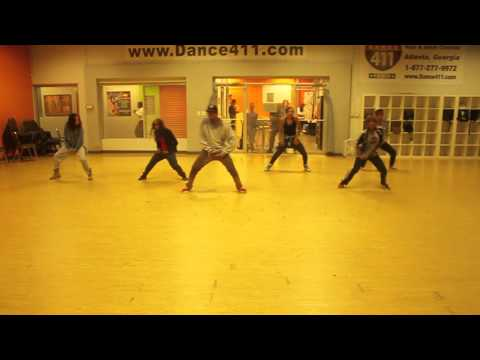 Wale Ft. Miguel - Lotus Flower Bomb (jeremy Strong Choreography) video