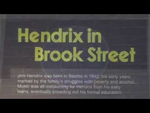 Jimi Hendrix Flat, London
