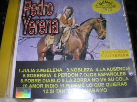 Soberbia - Pedro Yerena